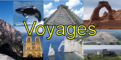 Présentation de diverses et différentes photos réalisées au cours de différents voyages à la découverte du Monde